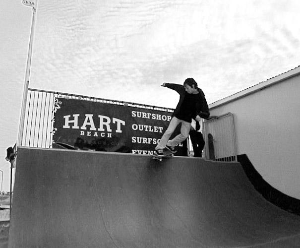 Vaardigheden / Skills - Chris van den Berg - skateboarding
