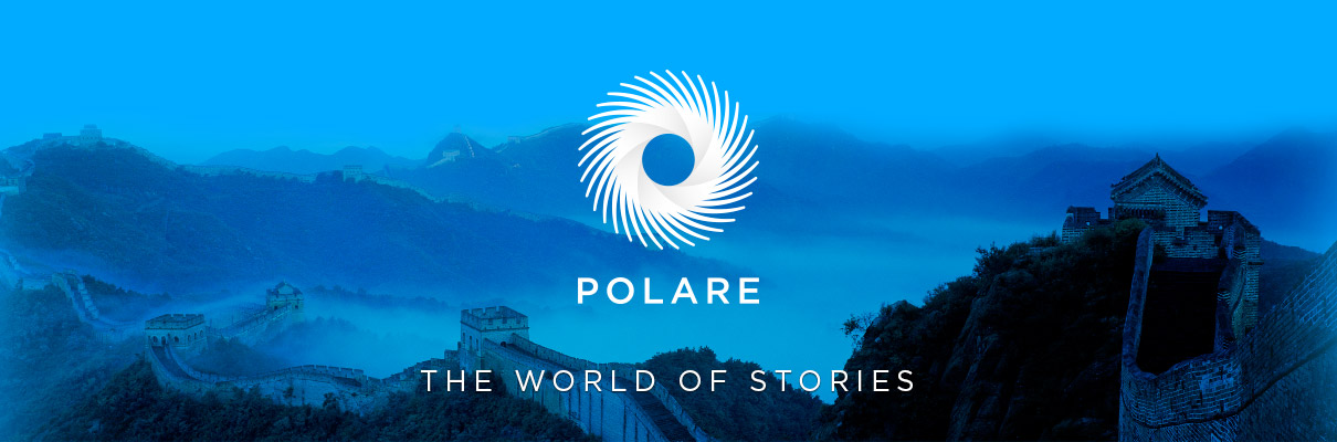 Polare - the world of stories - header afbeelding