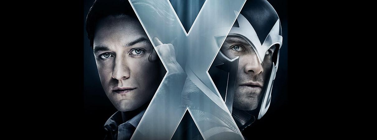 X-Men header afbeelding